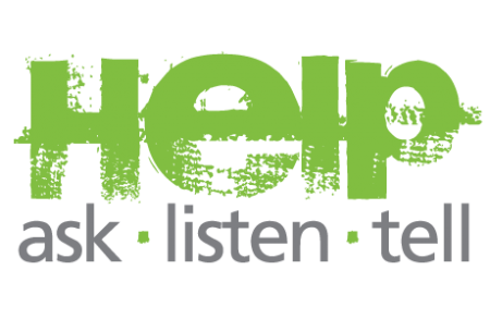 Help Logo Transparent Background